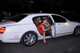 Bentley của Ngô Thanh Vân bị tạm giữ vì biển giả