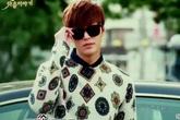 """Hot boy Kim Tan bị """"kích thích"""" khi hôn Park Shin Hye"""