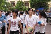 Nghệ An: Gần 150 thí sinh bỏ thi, 2 cán bộ thi vi phạm quy chế