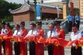 Khánh thành Đền thờ các anh hùng liệt sỹ khu Di tích Truông Bồn