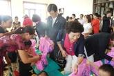 Hỗ trợ phẩu thuật hàm ếch cho trẻ em khuyết tật