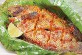 Cá nướng muối ớt