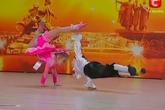 Tiết mục biểu diễn gây ấn tượng của 2 bé tại Ukraina's Got Talent
