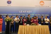Bộ Y tế phối hợp UB Trung ương MTTQ Việt Nam tổ chức Lễ ký kết Chương trình hành động giai đoạn 2013-2016