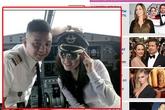 """Báo """"Tây"""" nói gì về Lý Nhã Kỳ và phi công VietnamAirlines?"""