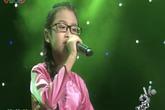 Giọng hát dân ca 10 tuổi khiến khán giả thổn thức
