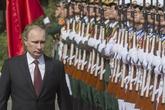 Báo chí Nga đánh giá cao chuyến thăm VN của Tổng thống Putin