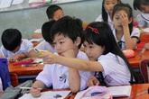 Tiểu PSY về Việt Nam học tiểu học?