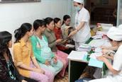 Phấn đấu 100% phụ nữ trong độ tuổi sinh đẻ được tiếp cận thuận tiện với các biện pháp tránh thai hiện đại