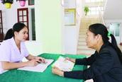 Nhờ tích cực đổi mới, chất lượng khám chữa bệnh y tế cơ sở ngày càng tăng cao