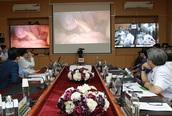 Mục sở thị Trung tâm khám chữa bệnh từ xa của Bệnh viện Việt Đức