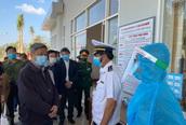 Đoàn công tác của Ban Chỉ đạo Quốc gia phòng chống dịch COVID-19 làm việc tại Gia Lai và Đắk Lắk