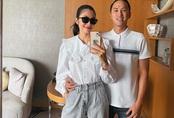 """Hà Tăng cứ lên đồ xuất sắc thế này, bảo sao Louis Nguyễn """"nghiện"""" vợ"""