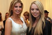 Tài sắc vẹn toàn nhưng 2 ái nữ nhà Tổng thống Donald Trump cũng có lúc bị bị từ chối tham dự dạ tiệc của giới siêu giàu