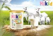 Thương hiệu sữa Hikid nhập khẩu chính hãng tại Việt Nam – 6 năm một hành trình