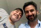 Maradona nhắn tin cho bạn trai của tình cũ trước khi qua đời