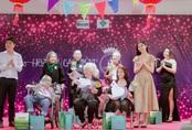 """Cụ bà đăng quang """"hoa hậu"""" ở tuổi 88"""