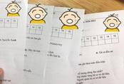 Thầy cô thời 4.0 phải đánh mã đề như thế này, học trò xem xong chỉ biết khóc