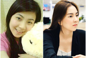 """Mai Ngọc cho hàng mi dài thượt lên sóng nhưng làn da U40 lại thu hút vì điều """"bất thường"""""""
