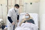 Cứu bệnh nhân bị gãy xương sườn