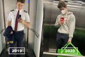 Tâm sự buồn của phi công trẻ: Hết thời lương tiền tỷ, đi ship đồ ăn qua ngày