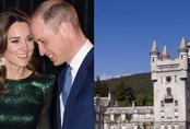 Bất động sản ít người biết của Công nương Kate và chồng - Hoàng tử William