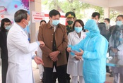 Thứ trưởng Bộ Y tế kiểm tra công tác phòng chống dịch COVID-19 tại Quảng Ninh