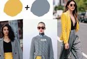 8 cách kết hợp với gam màu xám để nâng hạng phong cách, dù diện đồ rẻ nhưng ai cũng nghĩ là đồ xịn