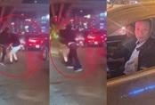 Khởi tố tài xế xe bán tải đánh gãy răng nam thanh niên trên đường do mâu thuẫn