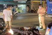 Nam thanh niên bị xe buýt cán tử vong