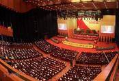 Hình ảnh ngày làm việc thứ ba của Đại hội Đảng