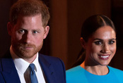 """Động thái của Meghan Markle và Hoàng tử Harry bị dân mạng chỉ trích cho rằng """"thách thức"""" hoàng gia Anh"""