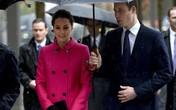 Vợ chồng Hoàng tử Anh xúc động khi thăm đài tưởng niệm 11/9