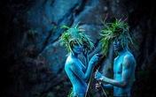 """Ngắm bộ ảnh cưới táo bạo theo phong cách """"Avatar"""""""