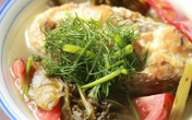 Canh cá nấu dưa chua ngon cho bữa tối