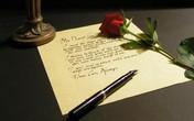 Bức thư tình cực dễ thương của cậu bé 4 tuổi