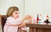 Cảnh báo sơn móng tay làm giảm IQ ở trẻ