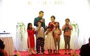 Thái Thùy Linh dự tính sinh thêm em bé trong vài năm tới