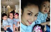3 mỹ nhân Việt mặc sành điệu cùng nhóc tỳ