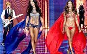 Những hình ảnh nóng rực từ show Victoria's Secret