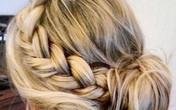6 kiểu tóc búi dễ dàng cho bạn gái ngày bận rộn