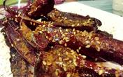 Khoai lang tím caramel 'tấn công' hàng quà vặt Sài Gòn