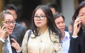 Vẻ đẹp u buồn của vợ bầu Kiên tại phiên tòa xử chồng