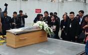 Đẫm nước mắt ngày về của 3 mẹ con vụ rơi máy bay MH17