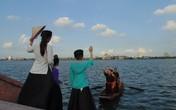 Độc đáo hát Ví, Giặm Nghệ Tĩnh trên hồ Tây, Hà Nội