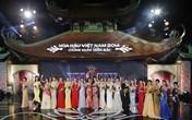 Chung khảo phía Bắc Hoa hậu Việt Nam 2014 diễn ra như thế nào?
