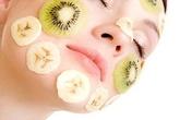Mặt nạ hoa quả không làm se lỗ chân lông