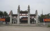 Kiên quyết loại bỏ linh vật ngoại lai khỏi di tích Đền Trần ở Thái Bình