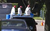 Hãi hùng hơn 130 người ở Mỹ có nguy cơ bị nhiễm Ebola