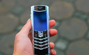 Thực hư điện thoại Vertu Đài Loan giá bằng iPhone?